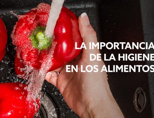 La importancia de la higiene en los alimentos